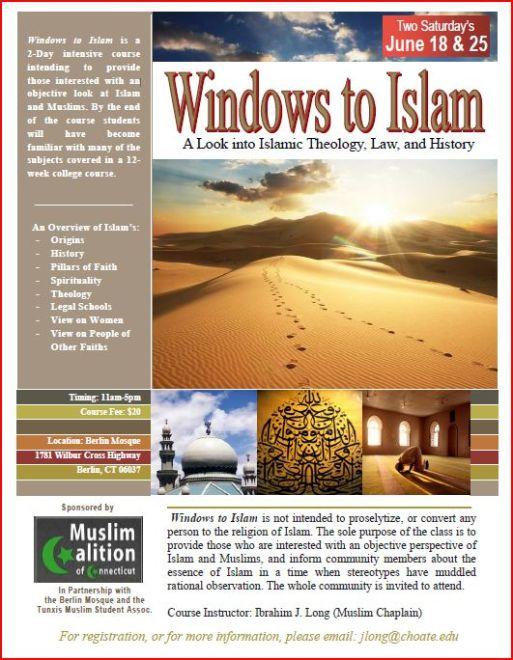Windows to Islam