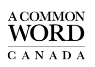 Common Word Canada